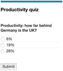 Information poll